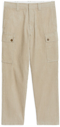 Arket Utility Cargo Trousers