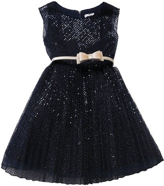 MonnaLisa Sequined Party Dress