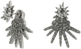 Oscar de la Renta Celestial Star Back Drop P Earrings