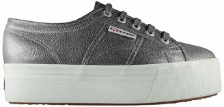 Superga Unisex Adults 2790 Lamew platform sneakers
