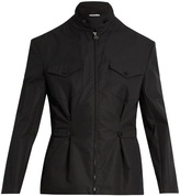J.w.anderson Zip-through Cotton Shirt Jacket