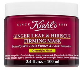 Kiehl's Ginger Leaf & Hibiscus Firming Mask 3.4 oz.