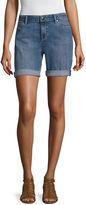 Liz Claiborne 6.5 Denim Shorts