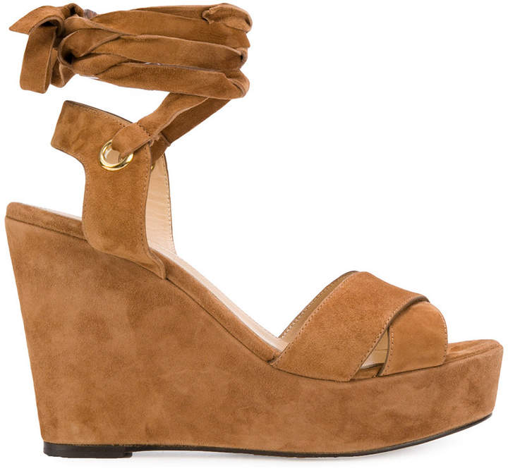 Tila March Cancun wedge sandals