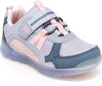 Stride Rite girls Made2play Levee Running Shoe