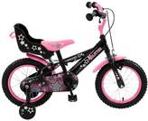 Townsend Glitter Girls Bike 14 Inch Wheel