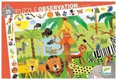 Djeco Observing Puzzle - Jungle
