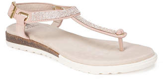 White Mountain Parana Flat Sandals Women Shoes