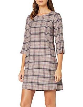 Gant Women's D1. Washable STR Wool A-LINE Dress,10 (Herstellergröße: 36)