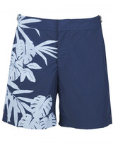 Orlebar Brown tropical print swim shorts