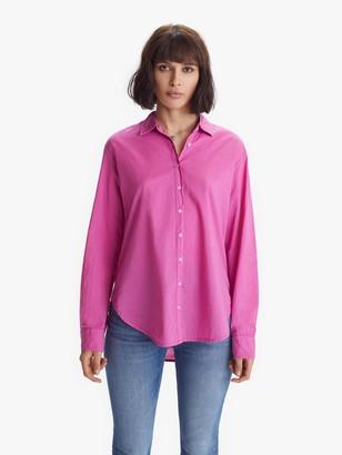 XiRENA Beau Poplin Shirt - Pink Flame
