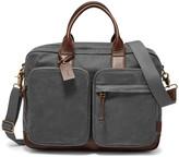 Fossil Defender Double Zip Workbag