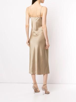 Polo Ralph Lauren Satin Cami Dress