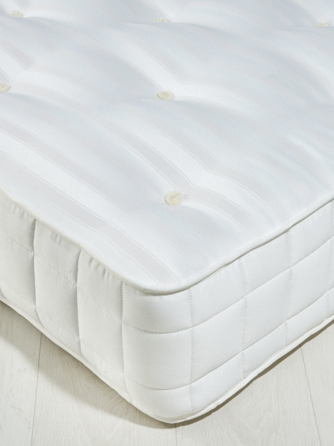 John Lewis & Partners Classic Collection Comfort Support 800 Pocket Spring Mattress, Medium Tension, Double