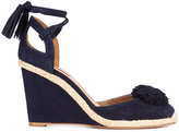 Aquazzura 'Sunshine' wedge espadrilles