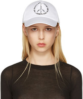 Off-White White Peaceful Cap