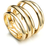 Alexis Bittar Liquid Gold Layered Ring