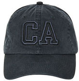 Topshop Embroidered CA Washed Baseball Cap