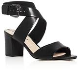 Via Spiga Carson Crisscross High Heel Sandals