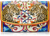 Dolce & Gabbana Leather Wallet Bag