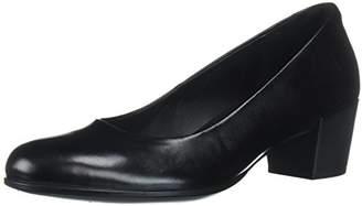 Ecco SHAPE M 35, Women's Closed-Toe Pumps Closed-Toe Pumps, Black (Black 1001), 8-8.5 UK (42 EU)