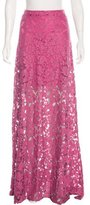 Alexis Lace Maxi Skirt
