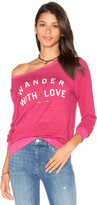 Spiritual Gangster Wander With Love Pullover