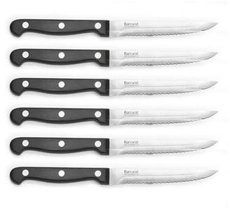Baccarat Sabre 6 Piece Steak Knife Set
