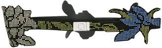 Giorgio Armani Pre Owned Beaded Floral Design Belt