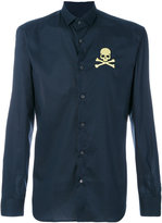 Philipp Plein False shirt - men - Cotton/Spandex/Elastane - S