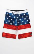 "Vans Era Stars & Stripes 20"" Boardshorts"