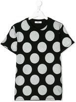 MSGM polka-dot print T-shirt