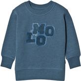 Molo Stellar Blue Mortimer Sweatshirt