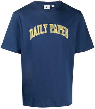 Daily Paper logo print T-shirt