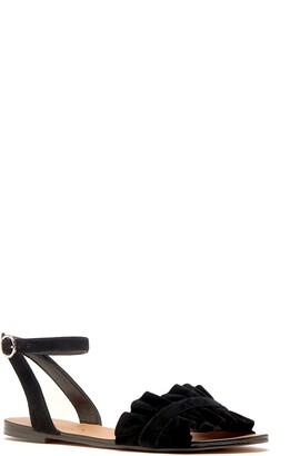 Sole Society Elixane Ruffle Sandal