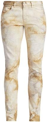 Hudson Zack Tie-Dye Skinny Jeans
