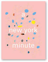 Specht Studio A New York Minute, Pink
