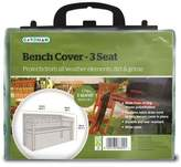 Gardman 3-Seater Bench Cover, 89 x 162 x 66 cm, Green