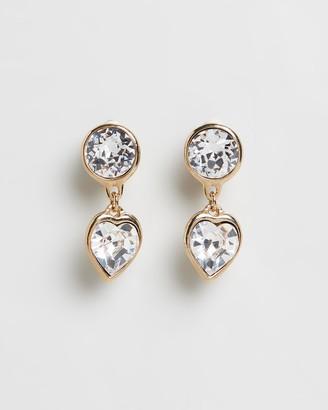 Peter Lang Fucsia Earrings