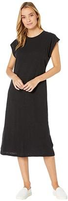 Richer Poorer Easy Dress (Black) Women's Clothing