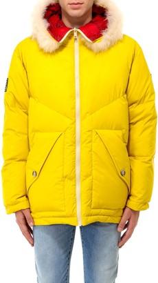Woolrich Padded Faux-Fur Hood Jacket