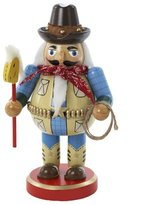 Kurt Adler Chubby Cowboy Nutcracker, 10.25-Inch