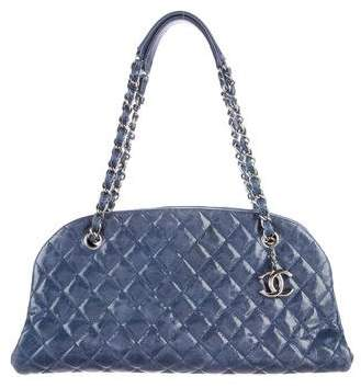 Chanel Medium Just Mademoiselle Bowler Bag