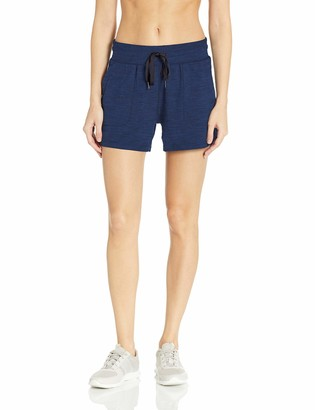 Amazon Essentials Women's Brushed Tech Stretch Short