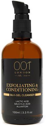001 Skincare London - Exfoliating & Conditioning Silk-Gel Cleanser - 100ml