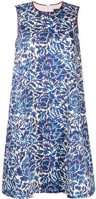 Max Mara Printed Smock Dress