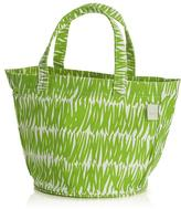 Crate & Barrel Green Tote