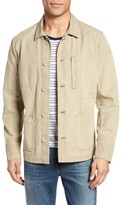 AG Jeans Men's Marlon Canvas Shirt Jacket