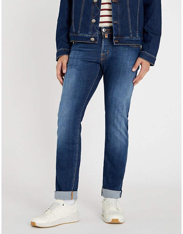 Jacob Cohen Slim-fit straight jeans