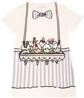 Stella McCartney Ice Cream Organic Cotton Jersey Dress